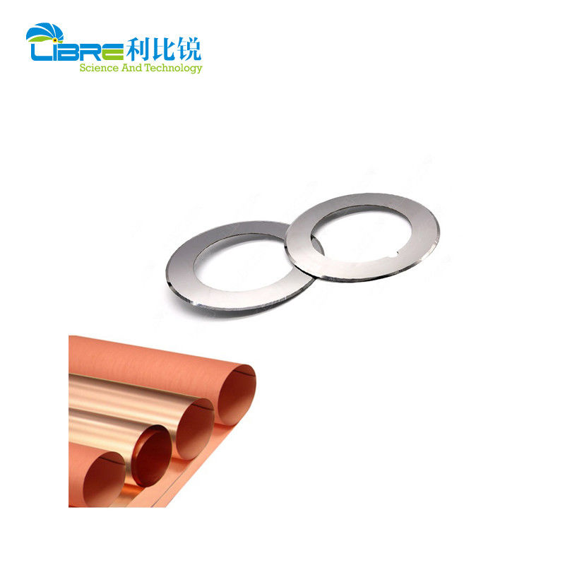 HRA89 Copper Foil Circular Slitter Blades For Lithium Battery Anode